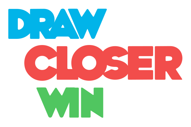 draw closer & win